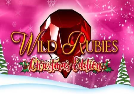 Wild Rubies Christmas Edition – klasični online slot!