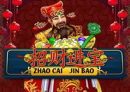 Dragon Zhao Cai Jin Bao Jackpot – 4  džekpota!