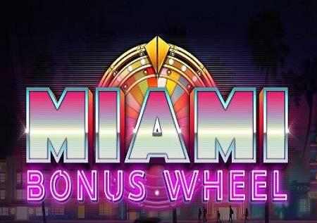 Miami Bonus Wheel – neobičan online slot!