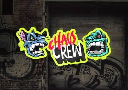 Chaos Crew – slot koji seli ulicu na online kazino!