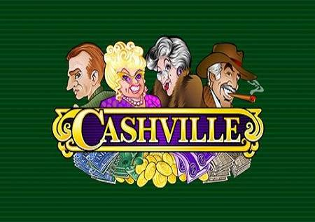 Cashville slot sa neobičnim simbolima!