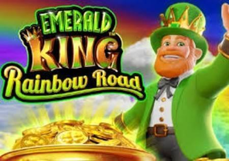 Emerald King Rainbow Road – slot donosi ogromne dobitke!