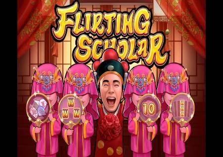 Flirting Scholar – slot moćnih bonusa!