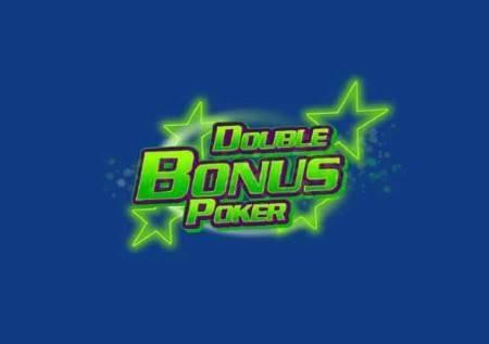 Double Bonus Poker – donosi više nego što ste očekujete!