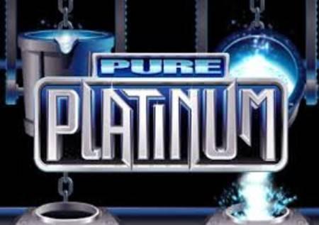 Pure Platinum – slot platinaste vrijednosti!