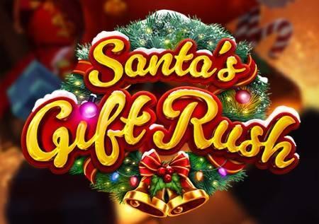 Santas Gift Rush – uzmite praznične poklone u slotu!