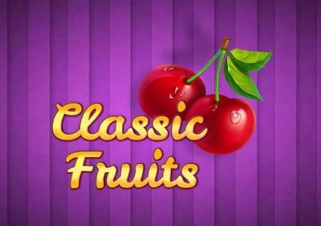 Classic Fruits – probajte slatke voćkice!