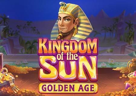 Kingdom of the Sun Golden Age – video slot!