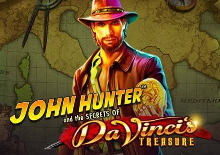 Da Vincis Treasure – uz pomoć John Hunter-a do čuvenog blaga!