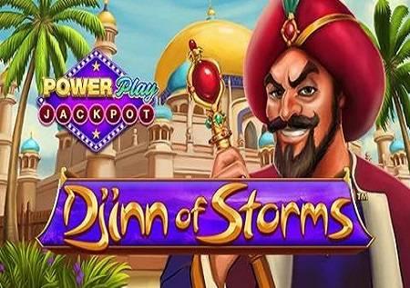 Djinn of Storms – osvojite savršen džekpot!
