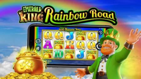 Emerald King Rainbow Road igra koja donosi vrhunske dobitke!