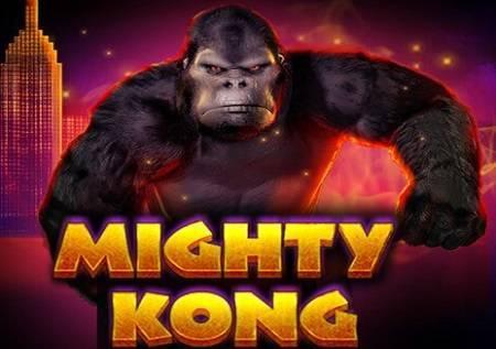 Mighty Kong –  bonusi koji oduševljavaju!
