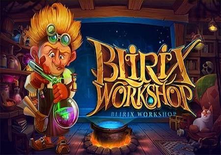 Blirix Workshop – slot sa moćnim bonus funkcijama!