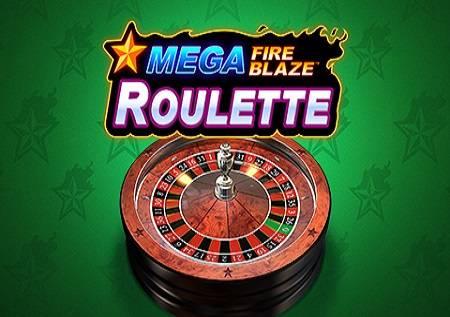 Mega Fire Blaze Roulette – nevjerovatna rulet igra!