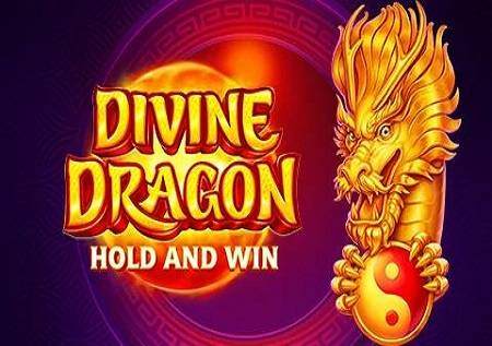 Divine Dragon: Hold And Win – osvojite džekpot na 2 načina!