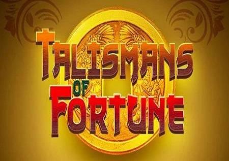 Talismans Of Fortune – amajlije kao detalji slota!