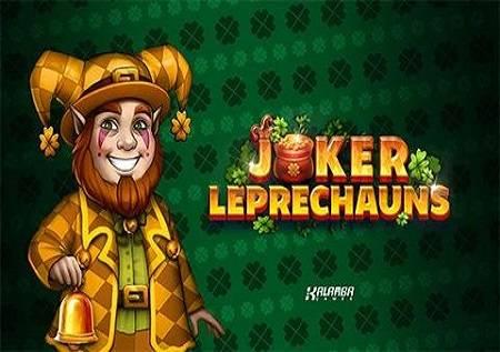 Joker Leprechauns – igra donosi nevjerovatne dobitke!