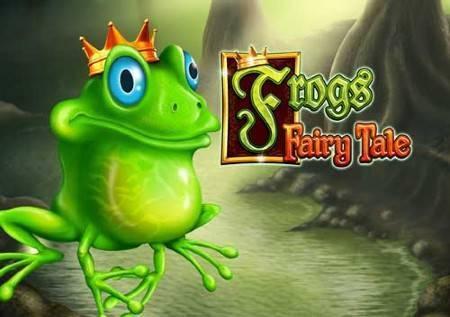 Frogs Fairy Tale – žabe donose džekpot!