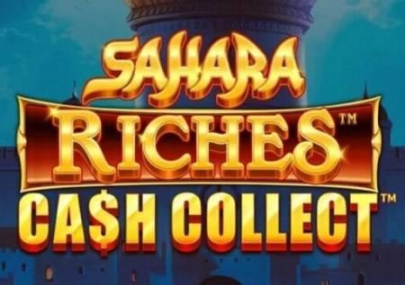 Sahara Riches Cash Collect  – uz zabavu dolaze i bonusi!