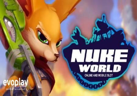 Nuke World – uzmi svoje bonuse!