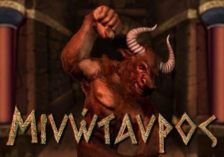 Minotaurus – grčka mitologija!