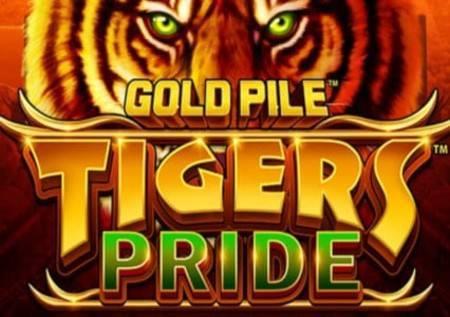 Gold Pile Tigers Pride – zlatni simboli u slotu!