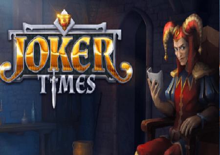 Joker Times – veliki dobici u slotu!