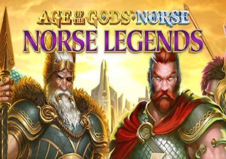 Age of the Gods Norse – Norse Legends – isprobajte novi slot!