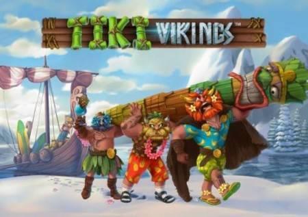 Tiki Vikings  – neobičan slot!
