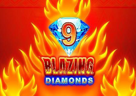9 Blazing Diamonds – djamanti u kazino igri!
