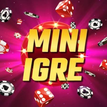Zabavite se uz mini kazino igre!