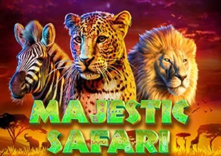 Majestic Safari – osjetite moć divlje Afrike!