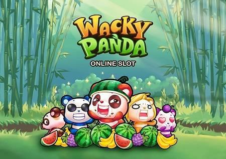 Wacky Panda – jedna isplatna linija u slotu!