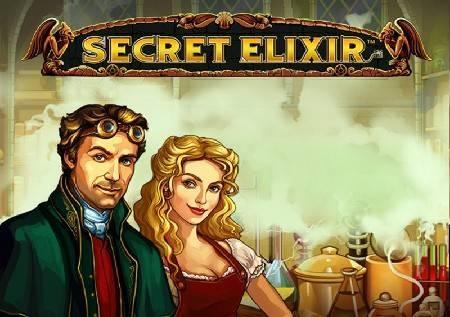 Secret Elixir – uz napitak do bonusa!
