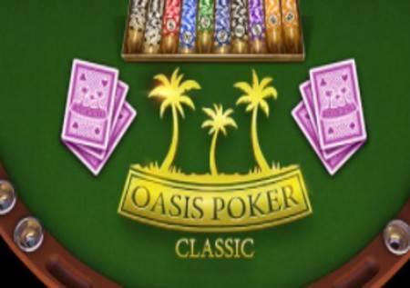 Oasis Poker Classic – poker koji donosi 100 puta više!