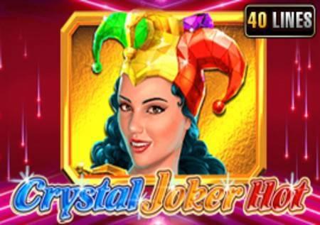 Crystal Joker Hot – očekujte vrele dobitke!