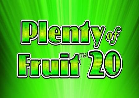 Plenty of Fruit 20 – slot pun voćkica!