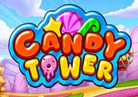 Candy Tower – slatki kolačići u slot igri!