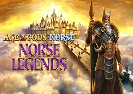 Age Of The Gods Norse: Norse Legends – slot!