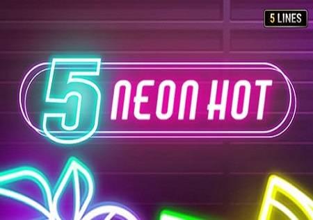 5 Neon Hot – neonski slot!