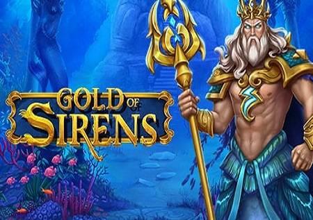 Gold of Sirens – osvojite 3.000 puta više!