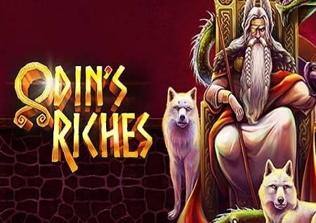 Odins Riches –  nordijski Bog mudrosti u slotu!