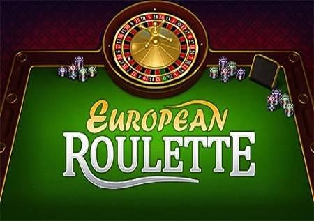 European Roulette – nova rulet zabava!