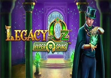 Legacy Of Oz – magična kazino igra!