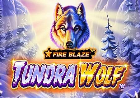 Fire Blaze Golden Tundra Wolf – džekpot igra!