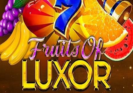 Fruits Of Luxor – voćna zabava je tu!