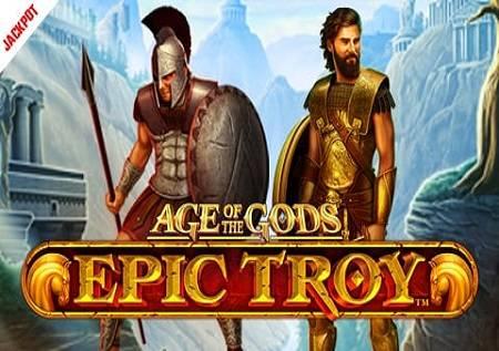 Epic Troy – džekpot slot!