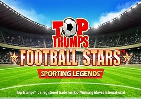 Sporting Legends Top Trumps Football Stars – igra!