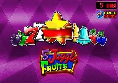5 Juggle Fruits – bonusi koji će vas obogatiti!