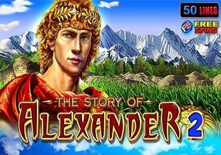 The Story of Alexander 2 – uživajte u kazino avanturi!